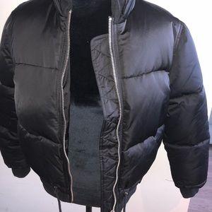 Topshop Jacket Puffer Coat